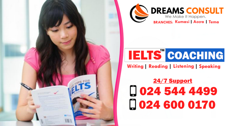 IELTS Coaching Programme