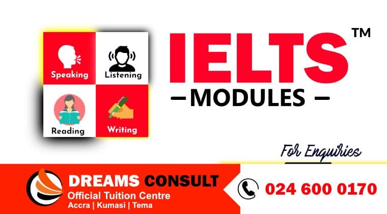 IELTS Modules